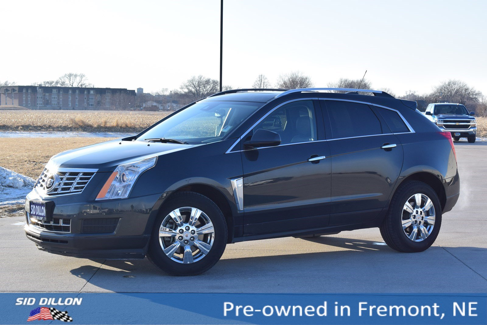 Pre-Owned 2015 Cadillac SRX Luxury Collection