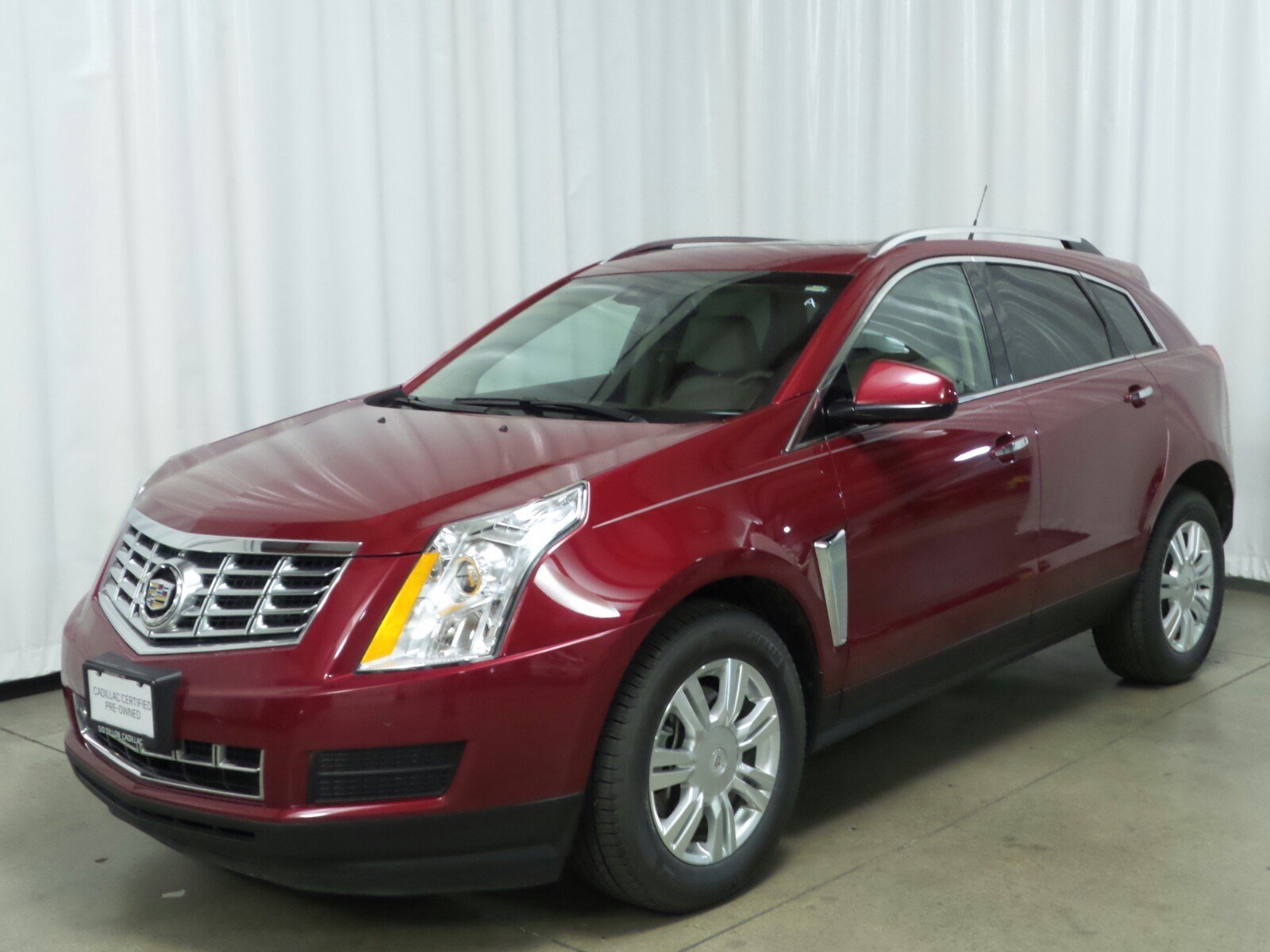 Certified Pre-Owned 2013 Cadillac SRX Luxury Collection
