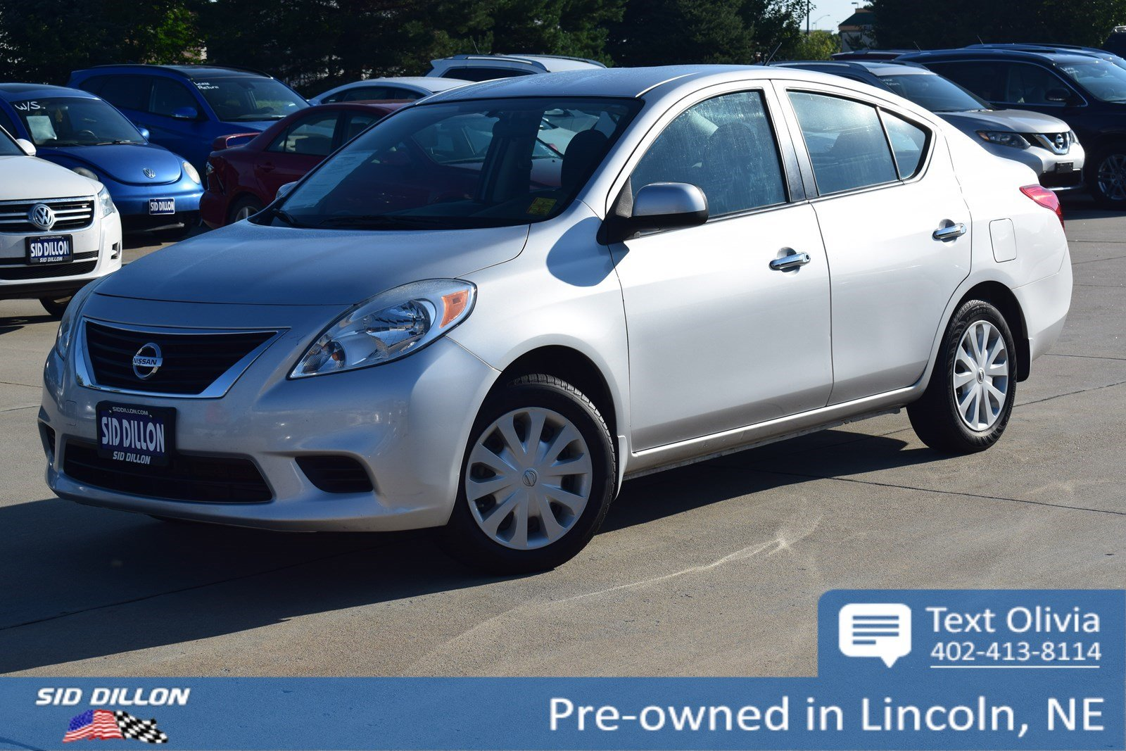 Pre Owned Nissan Versa Door Sedan In Lincoln U Jpg 1600x1067 2012 Nissan  Versa Gas Mileage