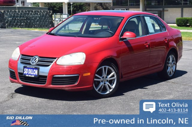 Pre-Owned 2007 Volkswagen Jetta Sedan 2.5