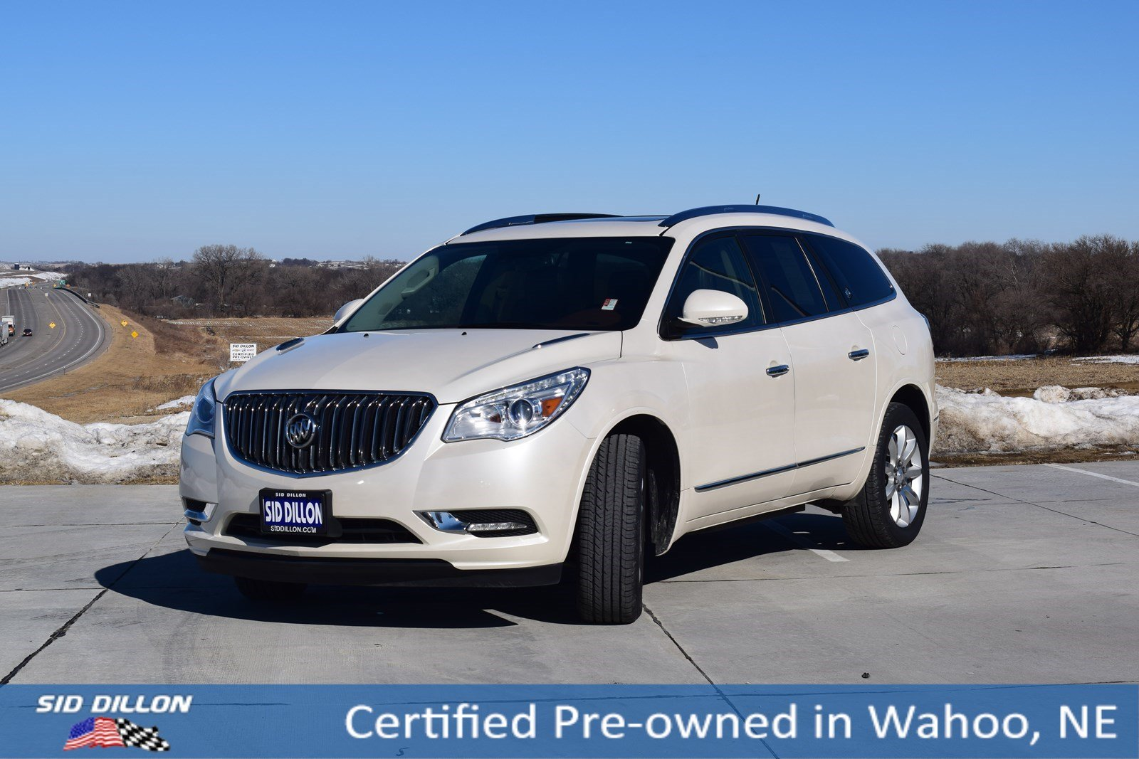 Lovely Certified Pre Owned 2014 Buick Enclave Premium