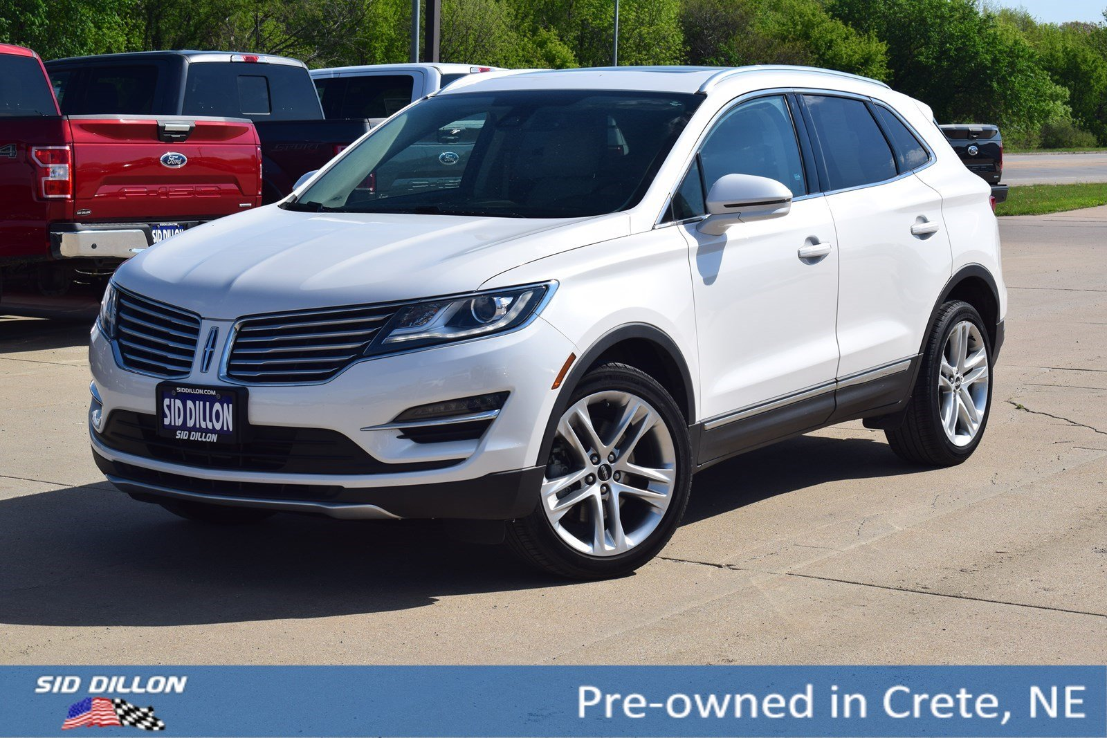 Pre Owned 2017 Lincoln Mkc Reserve