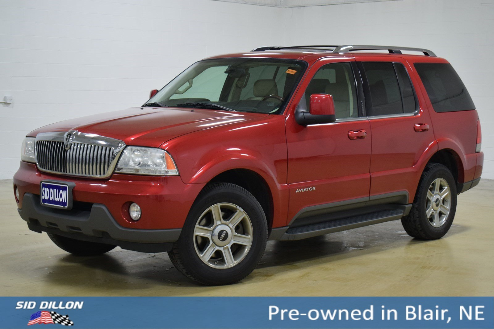 Pre-Owned 2005 Lincoln Aviator 4DR AWD