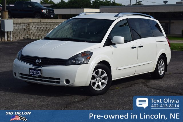 Pre-Owned 2009 Nissan Quest S