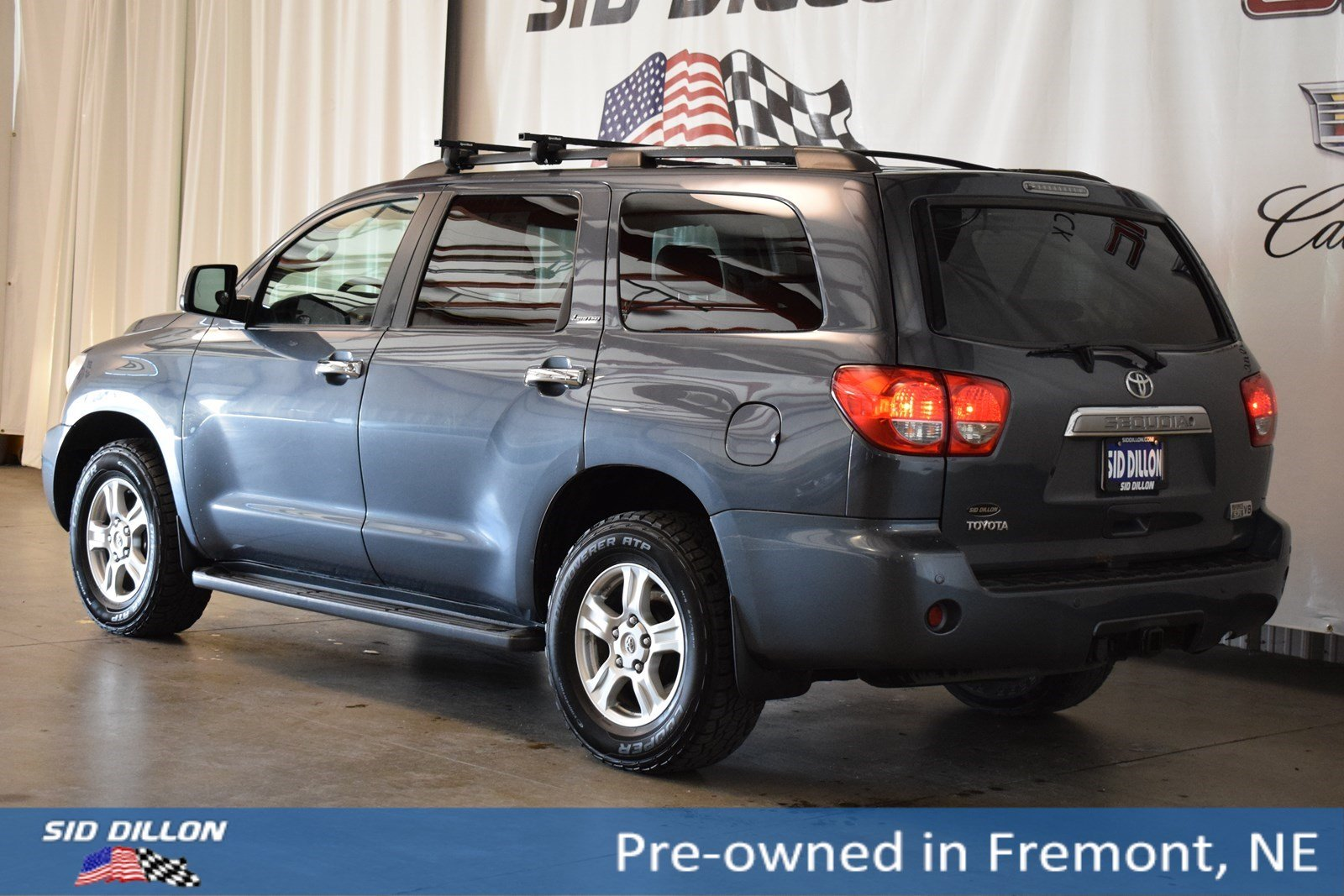 Pre Owned 2008 Toyota Sequoia Ltd Suv In Fremont 2u15636 Sid Fuel Filter Location