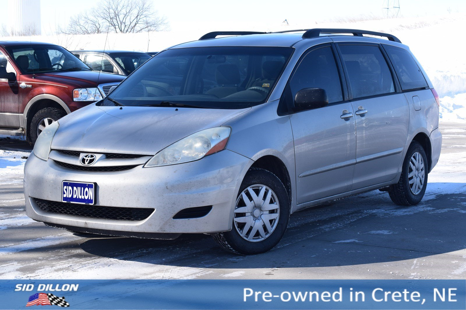 Pre-Owned 2006 Toyota Sienna CE