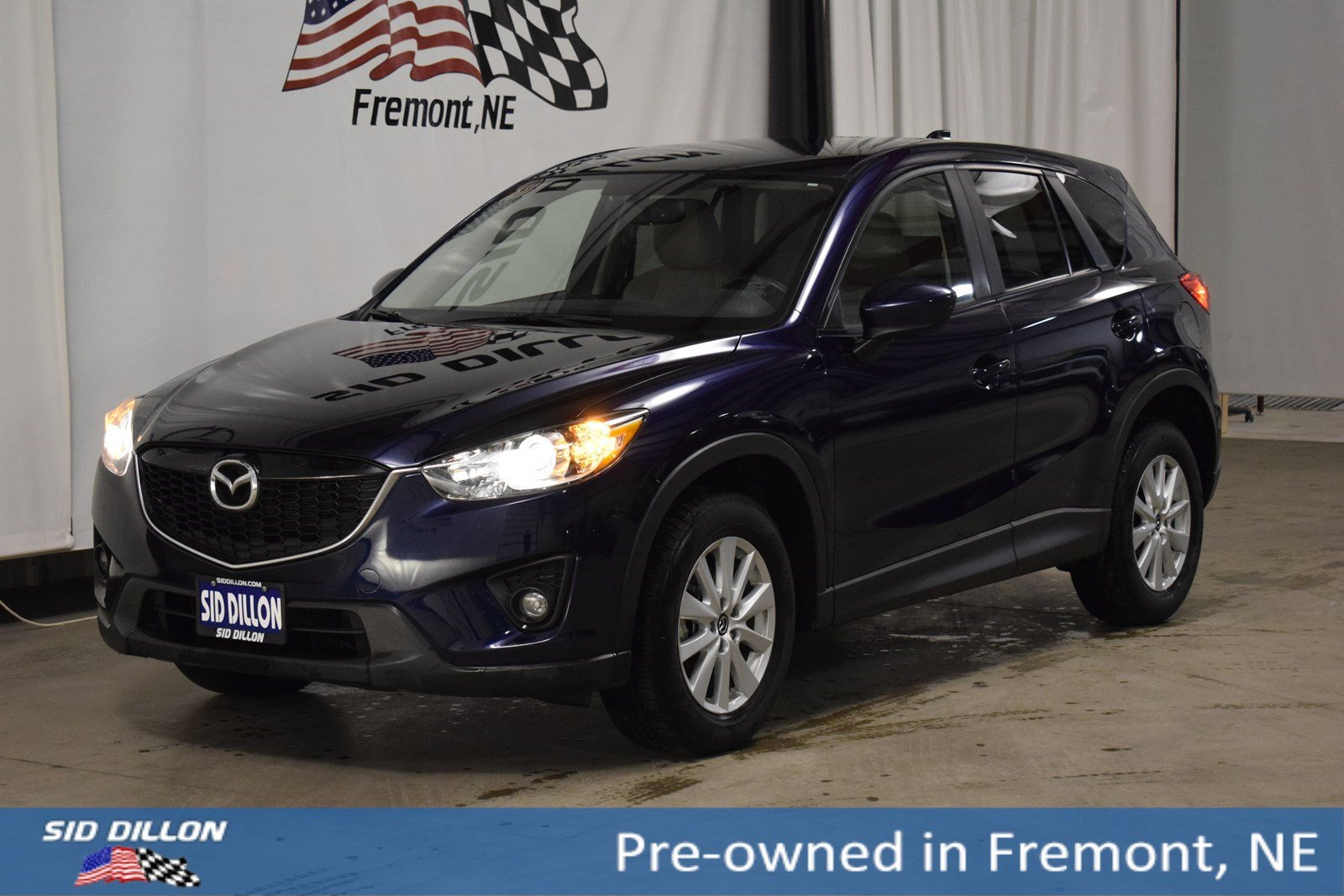 Pre Owned 2013 Mazda Cx 5 Touring Suv In Fremont 2u16761 Sid