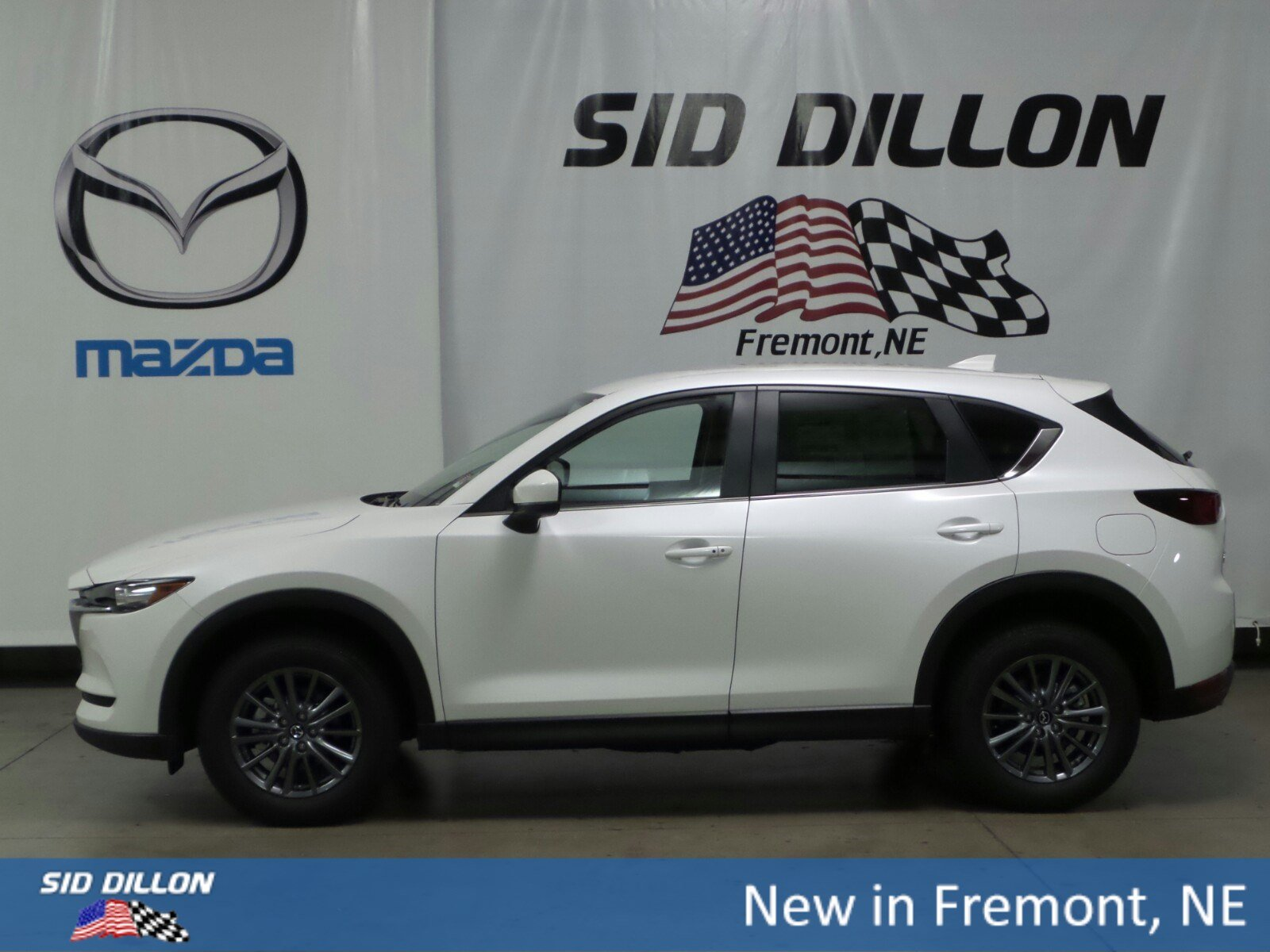 New 2017 Mazda Cx 5 Touring Suv In Fremont 2m17096 Sid