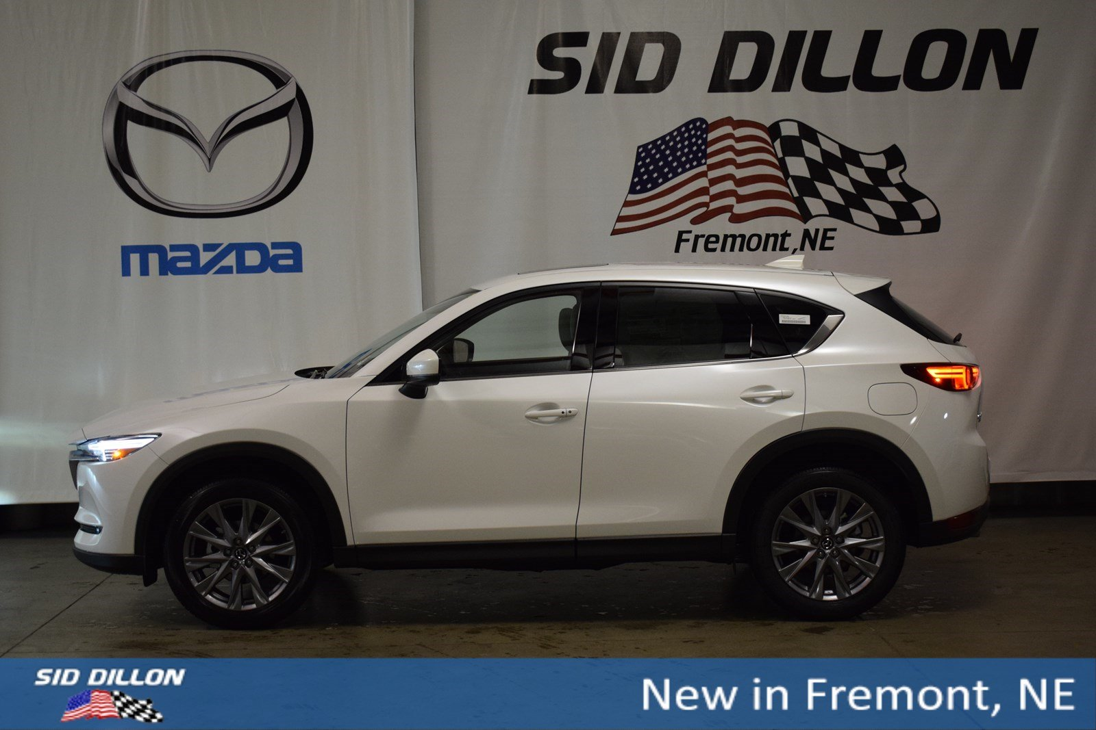 New 2019 Mazda Cx 5 Grand Touring Suv In Fremont 2m19009 Sid