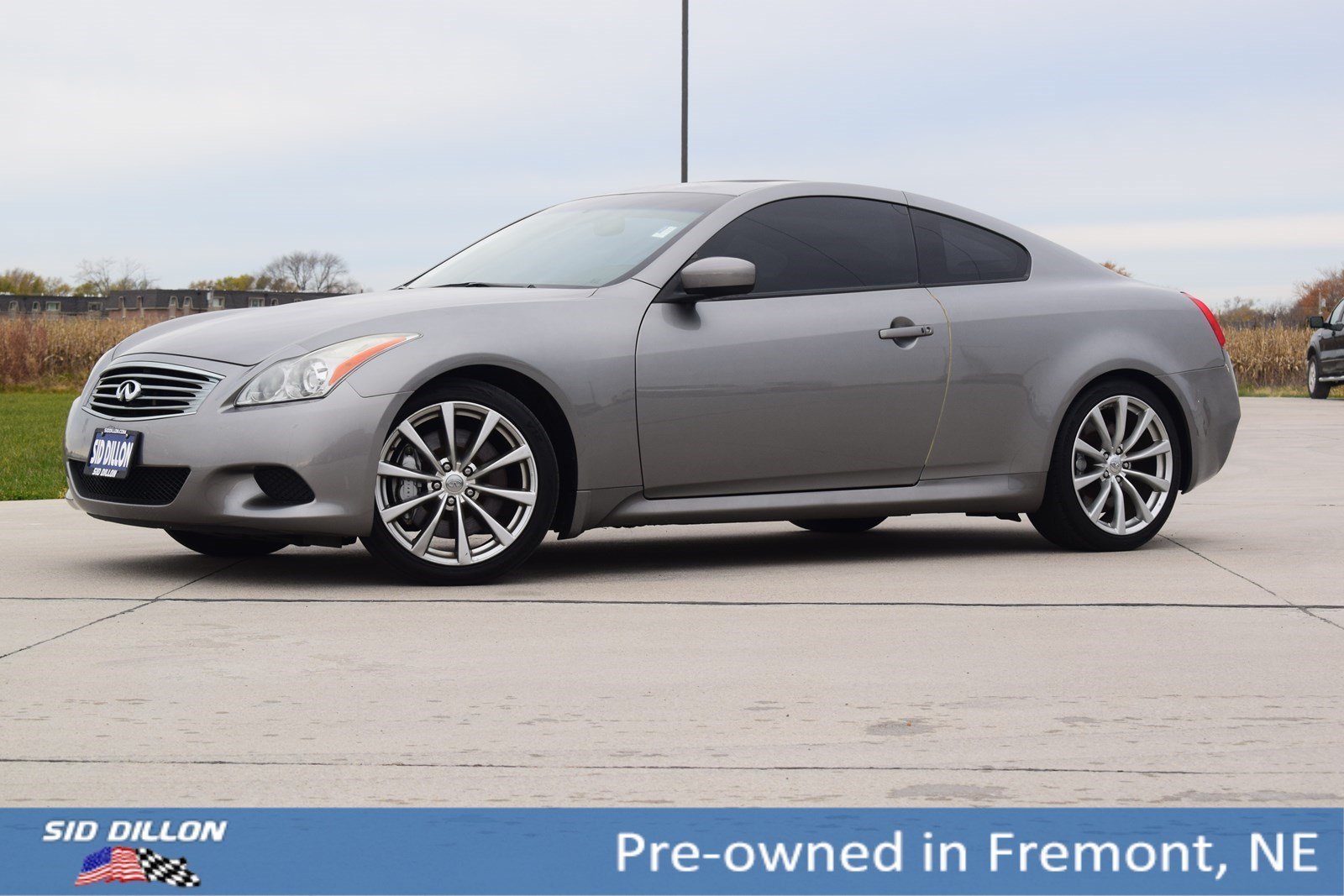 Pre Owned 2008 Infiniti G37 Coupe Sport
