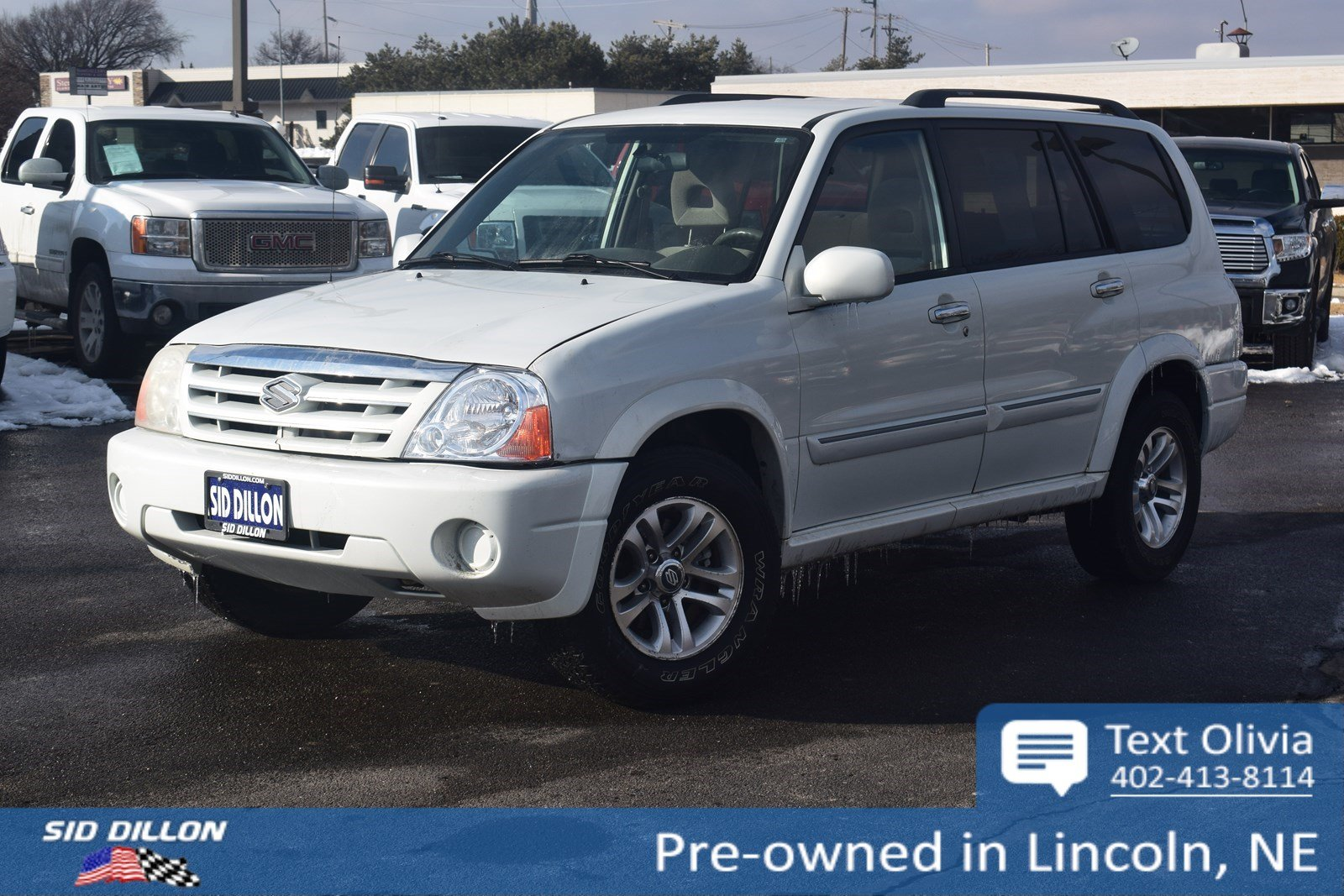 Pre-Owned 2006 Suzuki XL-7 4DR 4WD BASE AT