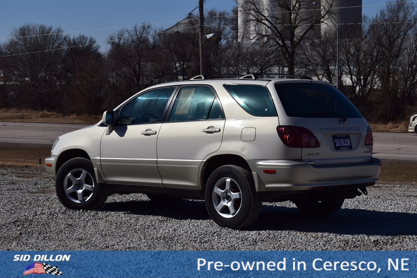 Pre Owned 2000 Lexus 300 4dr Awd Suv In Ceresco 9p299a Sid Dillon Trailer Hitch Wiring Harness For Rx 350