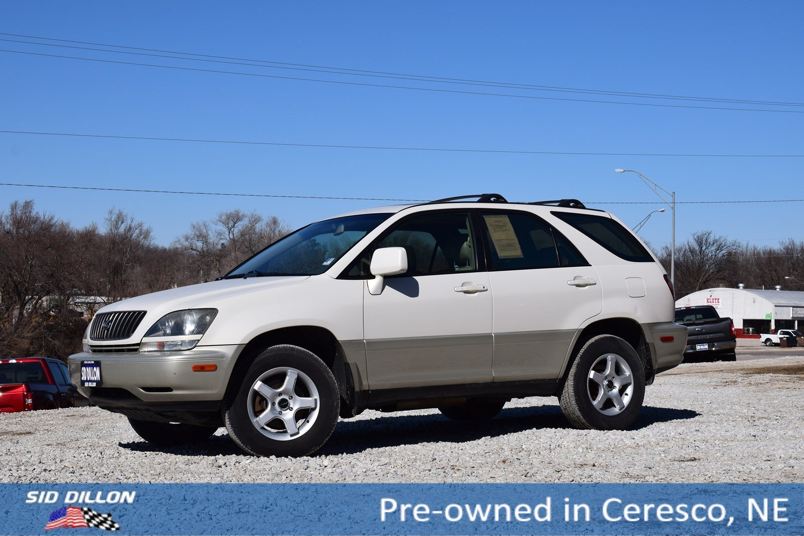 Pre Owned 2000 Lexus 300 4dr Awd Suv In Ceresco 9p299a Sid Dillon 2001 Hyundai Sonata Wiring Harness Srs