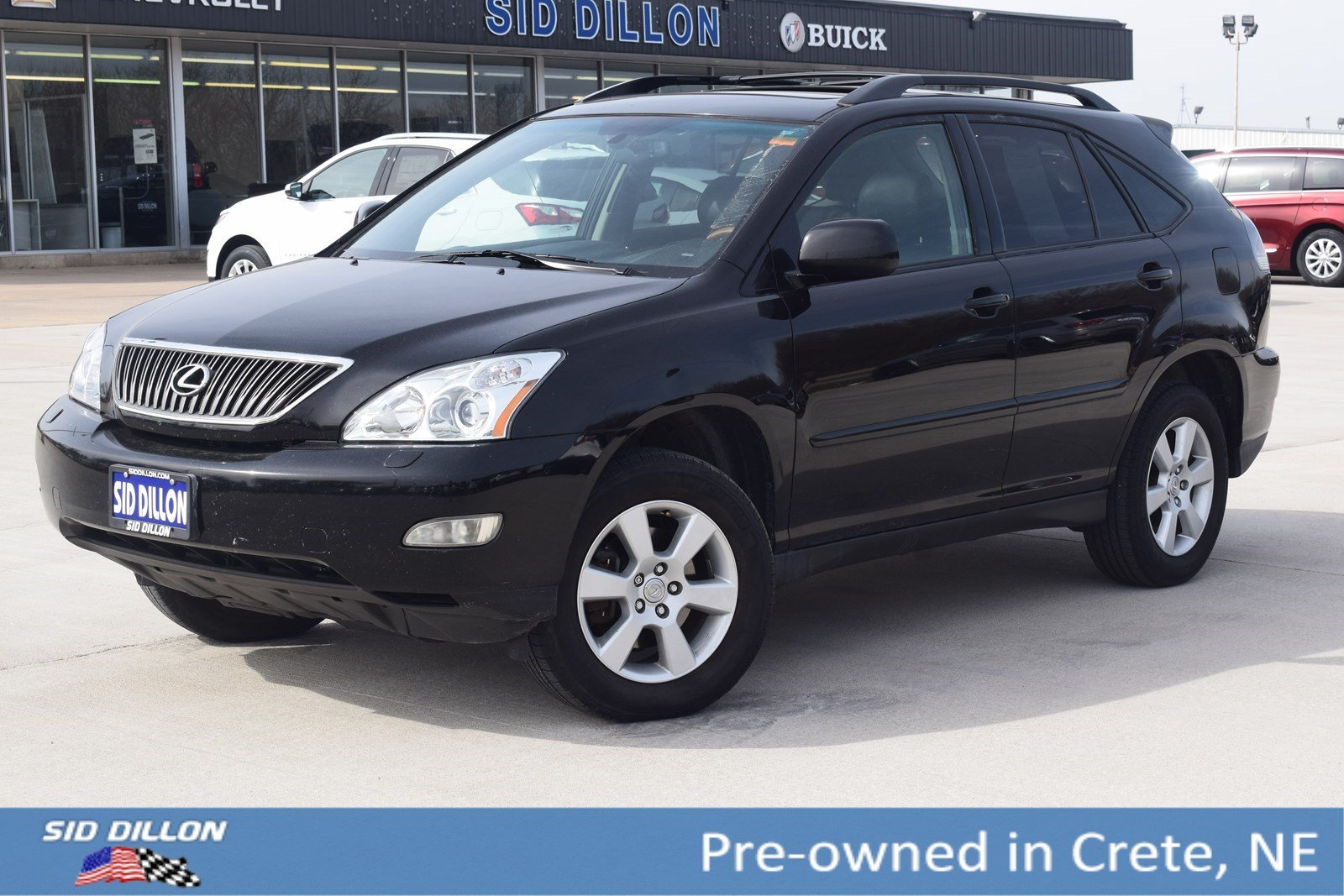 Pre-Owned 2004 Lexus RX 330 4DR AWD
