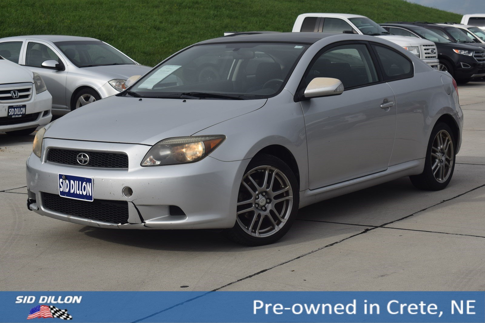 Pre Owned 2006 Scion Tc 2dr Liftback At