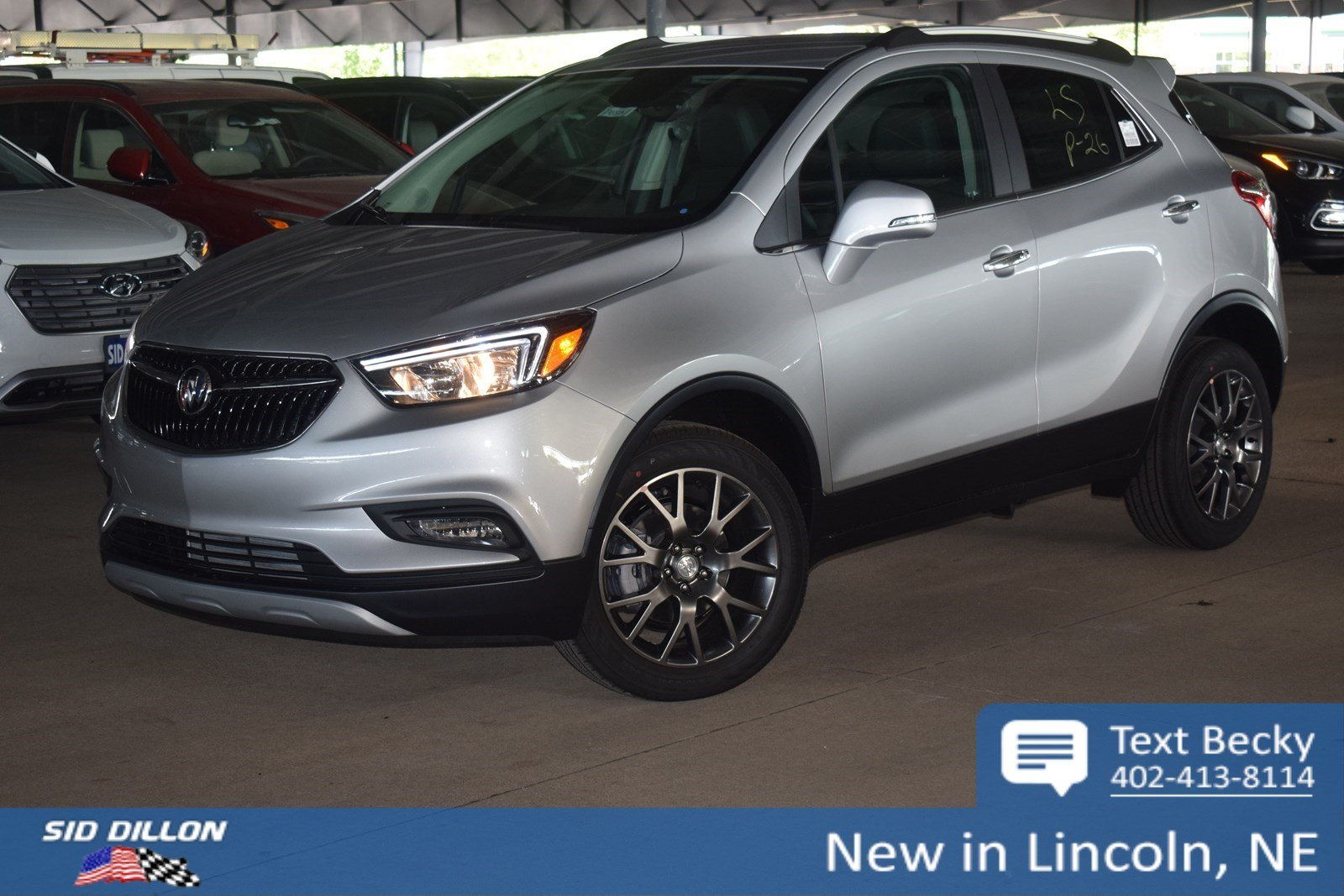 new 2018 buick encore sport touring suv in lincoln 4b18257 sid