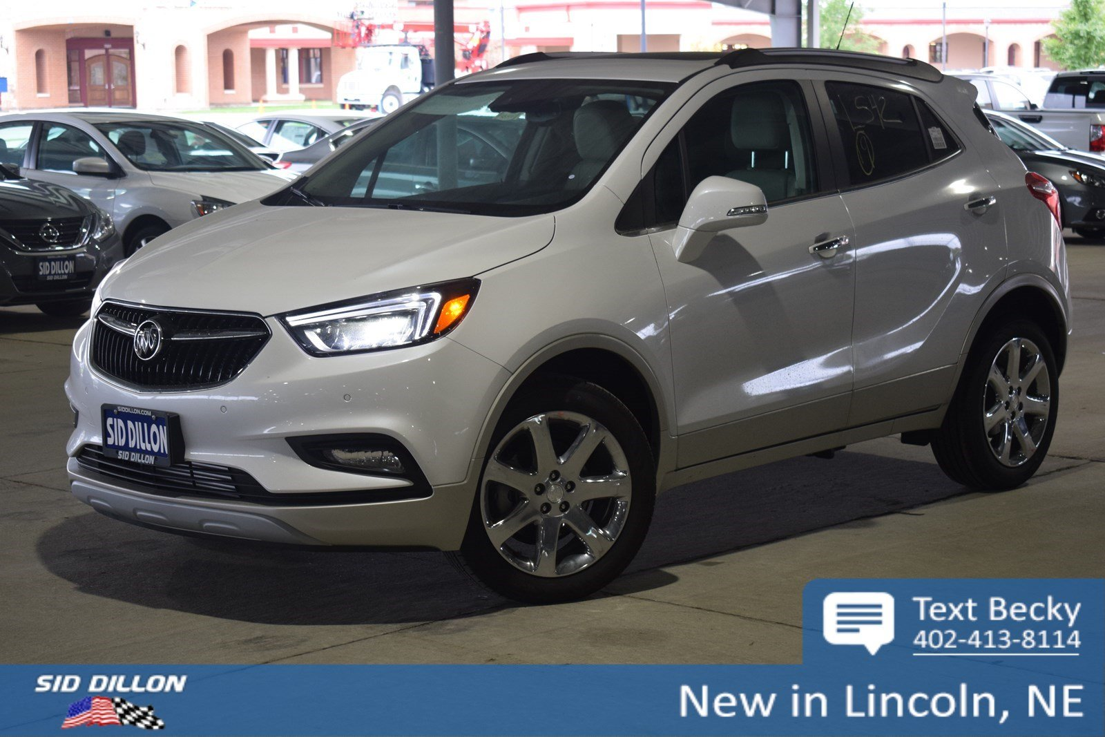 New 2019 Buick Encore Essence Suv In Lincoln 4b1970 Sid Dillon 2007 Mkx Fuel Filter
