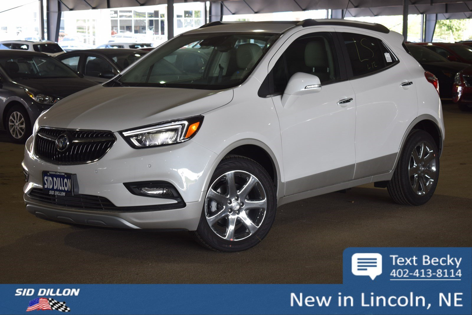 New 2019 Buick Encore Sport Touring Suv In Lincoln 4b1935 Sid 1997 Dodge Caravan Starter Wiring System