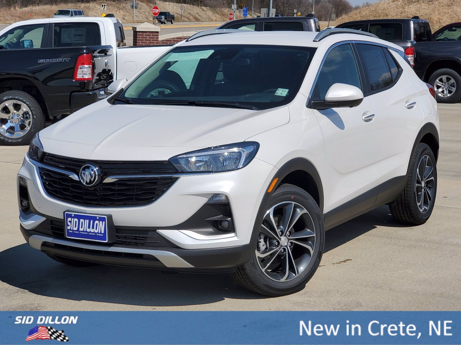 New 2020 Buick Encore Gx Select Suv In Crete 6b472 Sid Dillon