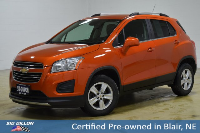Certified Pre-Owned 2015 Chevrolet Trax LT