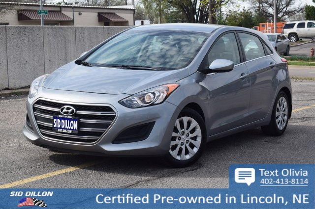 Certified Pre-Owned 2016 Hyundai Elantra 5DR HB AUTO