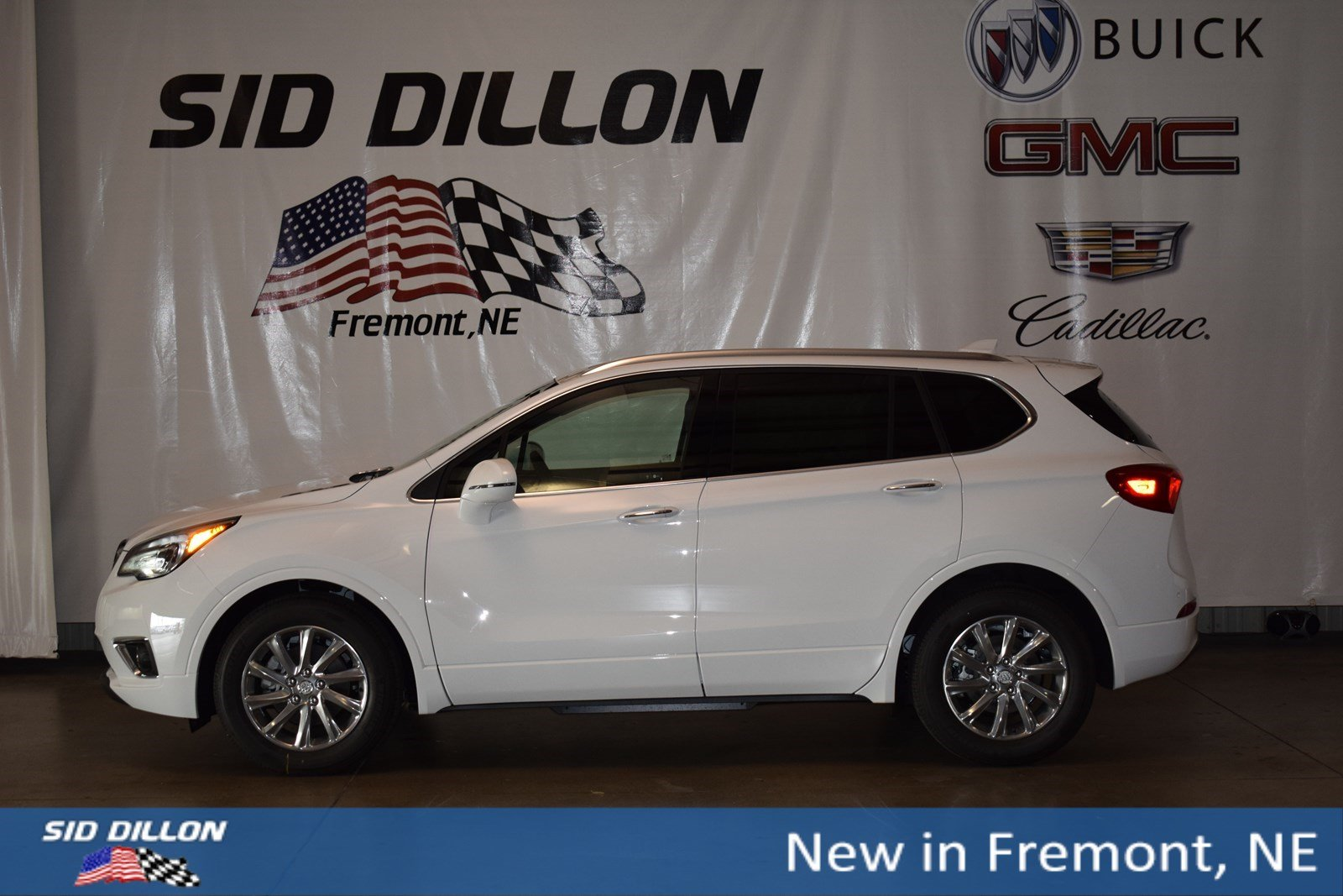 New 2019 Buick Envision Essence Suv In Fremont 2b19021 Sid Dillon