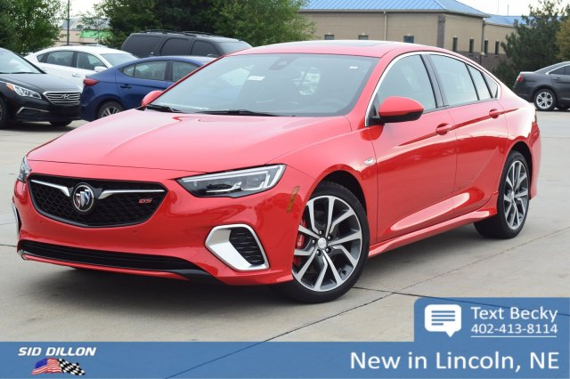 New 2019 Buick Regal Sportback GS