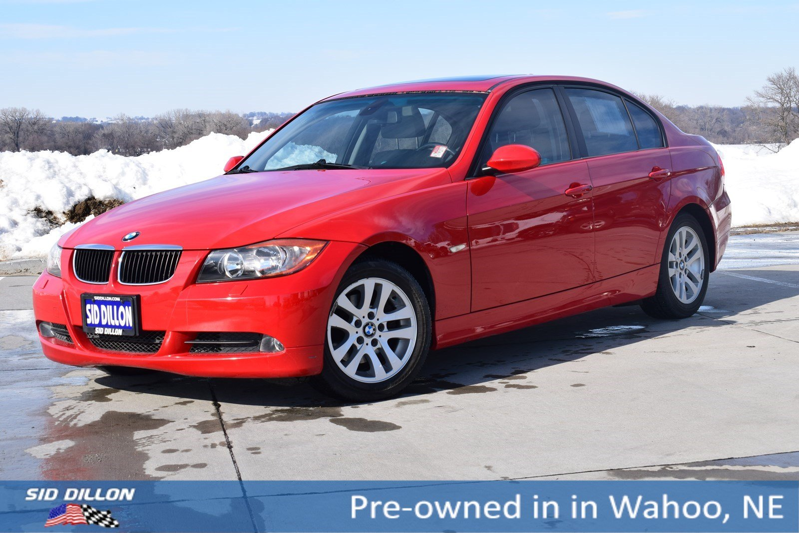 Pre Owned 2006 Bmw 3 Series 325xi