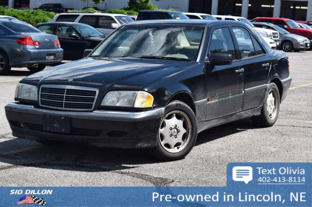 Pre-Owned 1999 Mercedes-Benz C-Class 4DR SEDAN