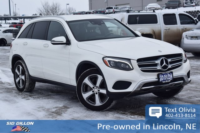 Mercedes Lincoln Ne >> Pre Owned 2016 Mercedes Benz Glc Glc 300 Awd