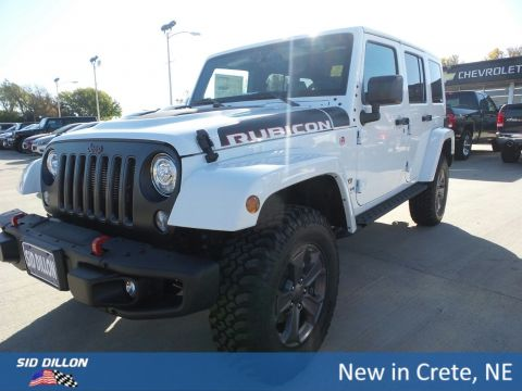 New 2017 Jeep Wrangler Unlimited Rubicon Recon