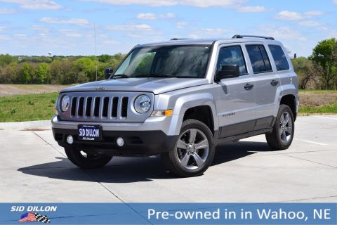 Pre-Owned 2016 Jeep Patriot Sport SE
