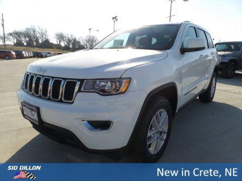 New 2017 Jeep Grand Cherokee Laredo 4WD