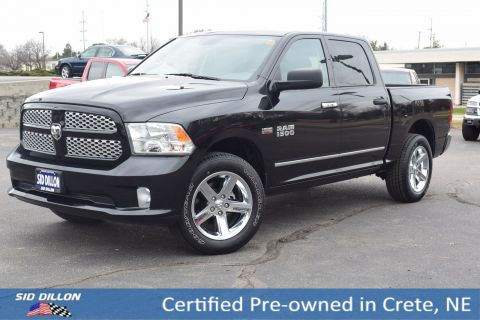 Certified Pre-Owned 2016 Ram 1500 Express 4WD