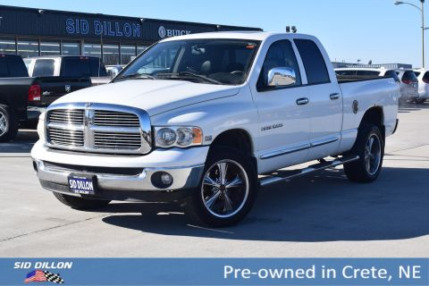 Pre-Owned 2005 Dodge 1500 SLT 4WD