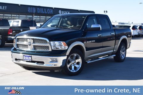 Pre-Owned 2011 Ram 1500 Laramie With Navigation & 4WD