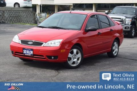 Pre-Owned 2005 Ford Focus S