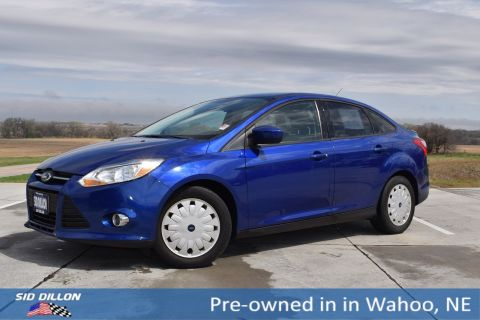 Pre-Owned 2012 Ford Focus SE FWD 4 Door Sedan
