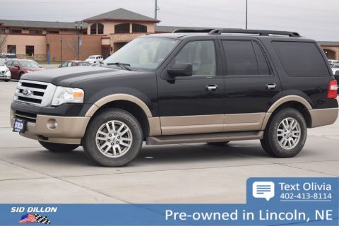 Pre-Owned 2013 Ford Expedition XLT 4WD