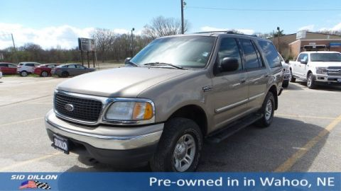 Pre-Owned 2001 Ford Expedition XLT