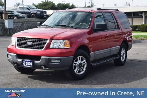 Pre-Owned 2003 Ford Expedition XLT Premium