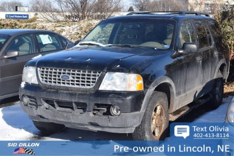 Pre-Owned 2003 Ford Explorer NBX