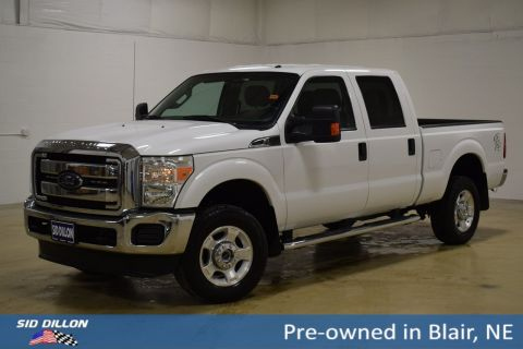 Pre-Owned 2015 Ford F-250 XLT 4WD