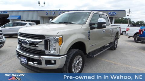 Pre-Owned 2017 Ford F-250 XLT