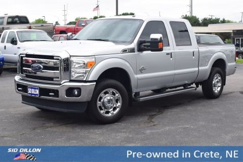 Pre-Owned 2015 Ford F-250 Lariat