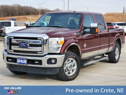 Pre-Owned 2013 Ford F-250 Lariat