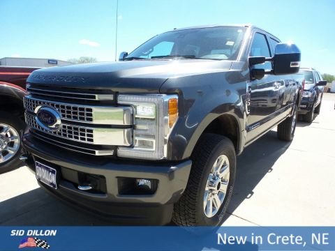 New 2017 Ford F-250 Platinum With Navigation & 4WD