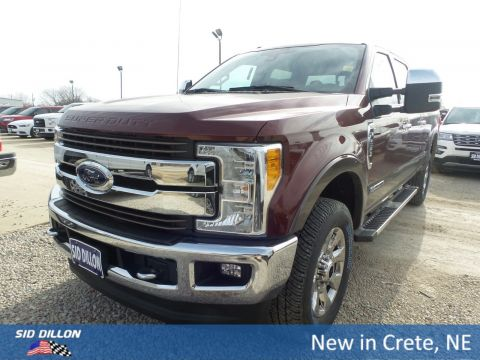 New 2017 Ford F-250 King Ranch With Navigation & 4WD