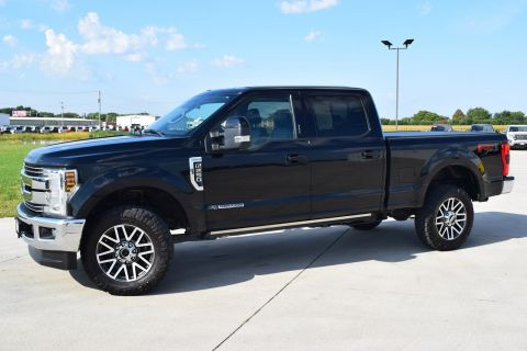 Pre-Owned 2018 Ford F-250 LARIAT