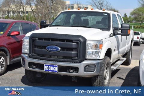 Pre-Owned 2015 Ford F-350 XL
